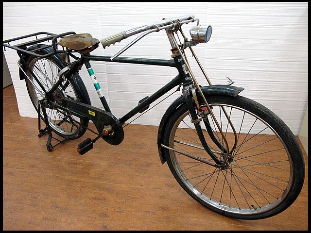 自転車の 自転車 中古 富士 : レア!昭和レトロ ウエルビー号 ...