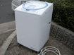 08年製 日立電気洗濯乾燥機 白い約束:NW-D7HX /HITACHI