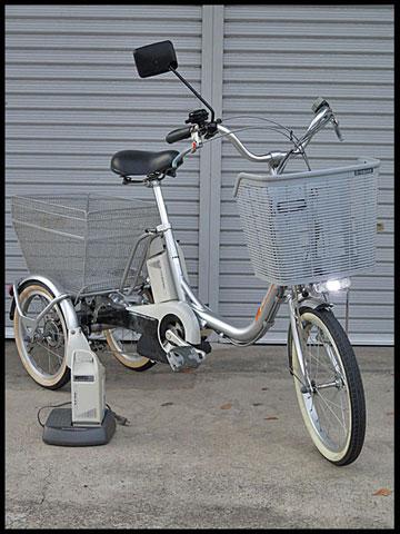 ... 自転車 PASワゴン/3輪電動自転車